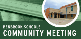 Benbrook Community Meeting Presentation