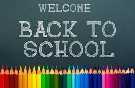 Welcome back Students and Parents!