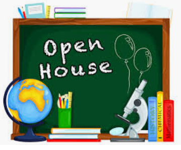 2019 - 2020 Open House