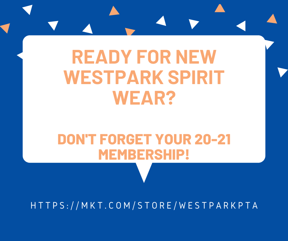 New Westpark Spirit Wear