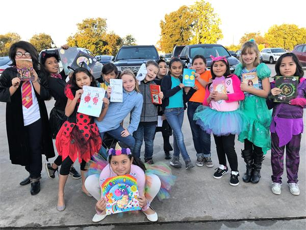 2018 Storybook Parade (Oct. 26)