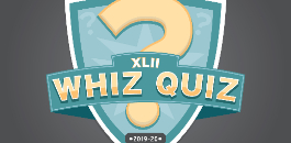 Competing Whiz Quiz Teams Announced