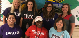 FWISD Slates College Colors Day for Friday
