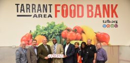 Sponsorship Supports Two FWISD Campus Food Pantries