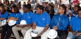 Dunbar Aviation Hangar Groundbreaking