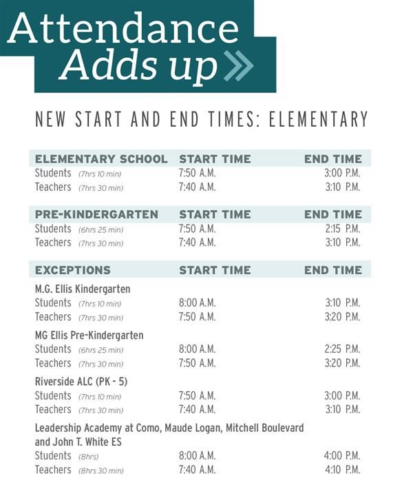 Fort Worth Isd Calendar.New Start And End Times For Fort Worth Isd Students