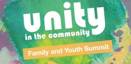 Unity in the Community Family and Youth Summit Announced