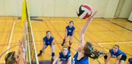 Volleyball Playoffs Start Tonight for 6 FWISD Teams