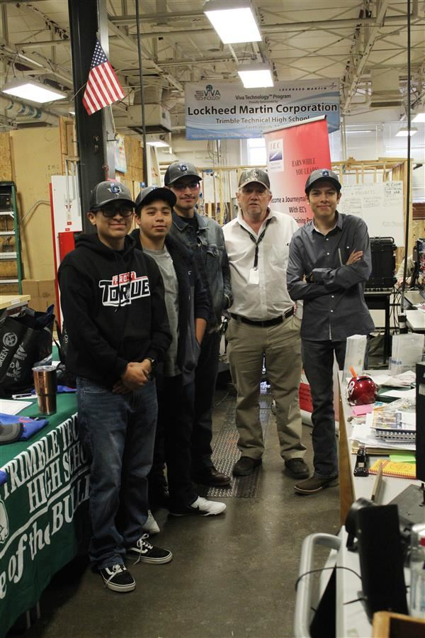 CTE Electrical Technologies Students Sign Apprenticeships