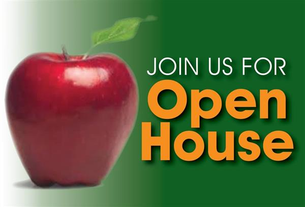 JOIN US FOR OPEN HOUSE Acompañenos a nuestro Open House
