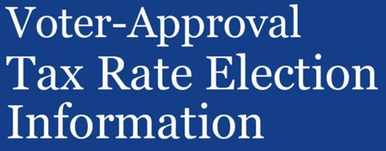 Voter Approval Tax Ratification Election