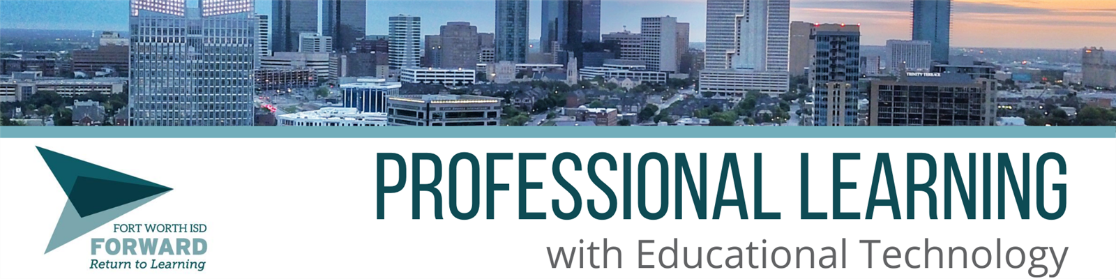 Professional Learning with Educational Technology