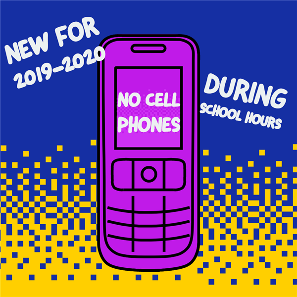 New Cell Phone Policy in Place for 2019-2020 School Year