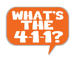 What is the 411 at WMS this Week?