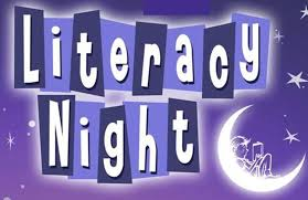 Save the Date for Literacy Night