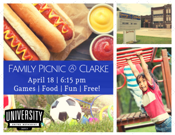 Family Picnic sponsored by UUMC