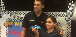 Diamond Hill ES Student Wins Die-Cast Car Contest