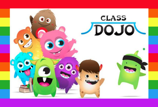 Connect with your child's Class Dojo!