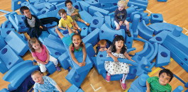 Grant for Imagination Playground from Target and KaBOOM!