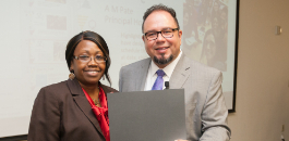 Principal Horton and A.M. Pate Honored for Phenomenal Professional Learning Communities